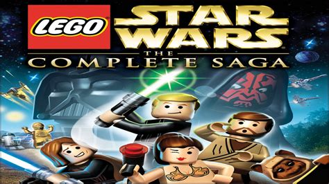 How To Download LEGO Star Wars: The Complete Saga PC Game