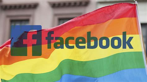 Facebook gives hope to LGBT people in America #