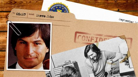 FBI document on Steve Jobs: apparently more than fit for