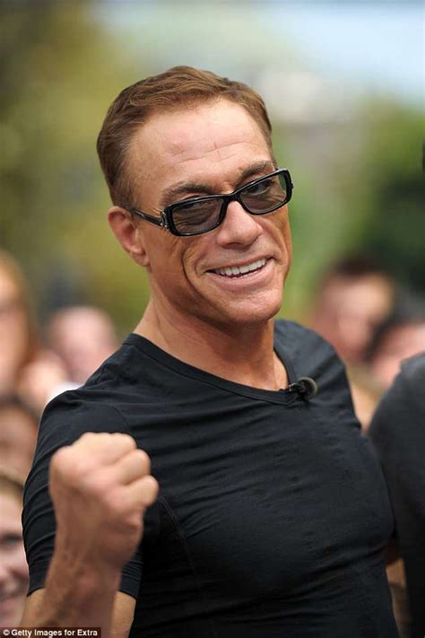 Jean-Claude Van Damme heads to Australia to scout for