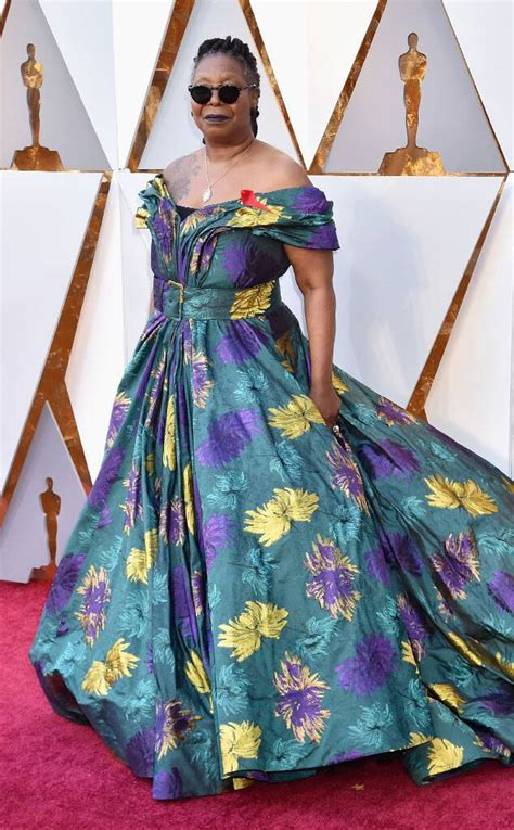 Whoopi Goldberg from Standout Style Moments From Oscars