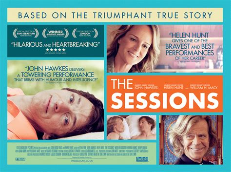 """12/2 """"The Sessions"""" explores a moving human experience"""