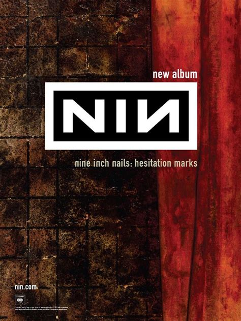 21 best images about Nine inch nails on Pinterest   Robins