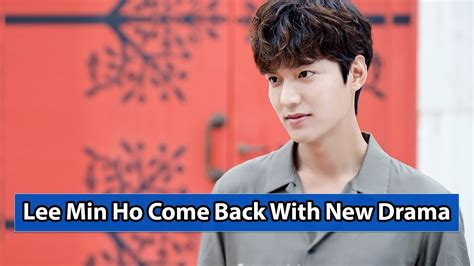 """Lee Min Ho Is Back In New Drama """"The King: The Eternal"""