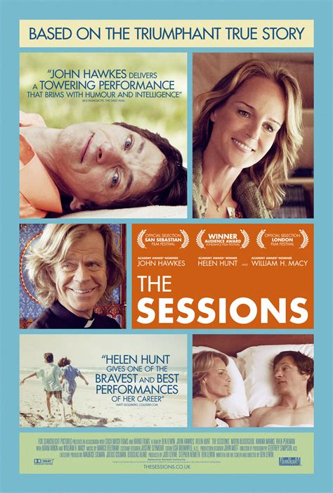 The Sessions [2012] ★★★ – Let's talk about movies