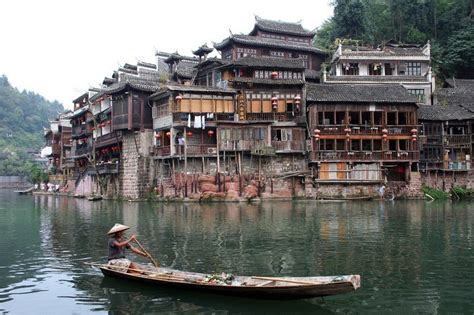 Fenghuang - The City Frozen in Time | Amusing Planet