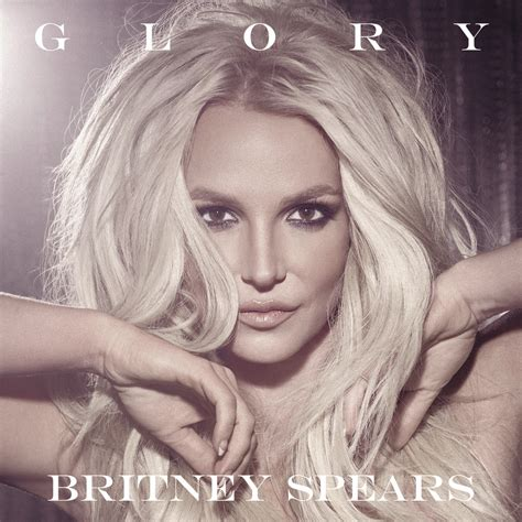 Britney Spears - Glory (Deluxe) by marilyncola on DeviantArt