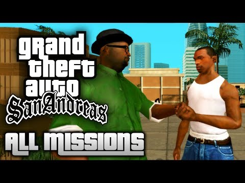 Rockstar Games Added NEW Update 2019 to GTA San Andreas