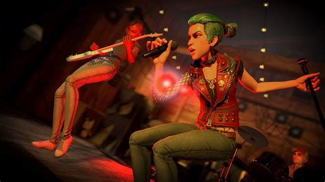 Most of Rock Band 4's Legacy DLC Delayed in Europe - Push