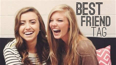 Best Friend Tag! - YouTube