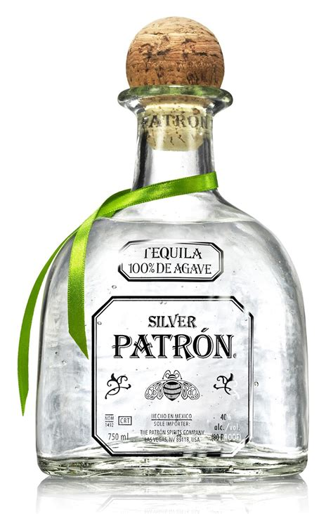 Savoir Faire: Patrón Silver (and Happy Tequila Day!)