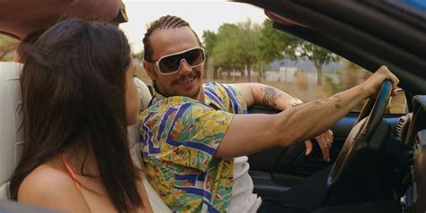 Watch: James Franco Sports Cornrows In New Clip From