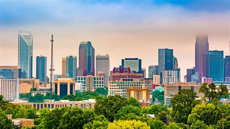 Charlotte, North Carolina Is So 20th Century And That's