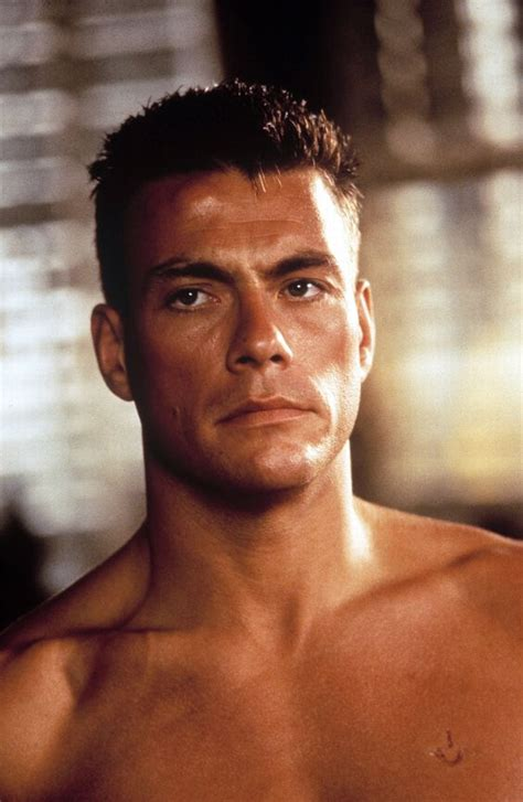 Jean Claude Van Damme looked so good back in the day but