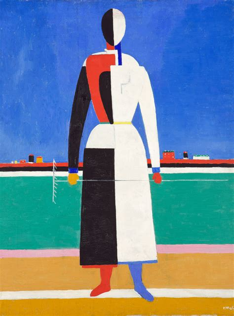Malevich: Revolutionary of Russian art | Books & Boots