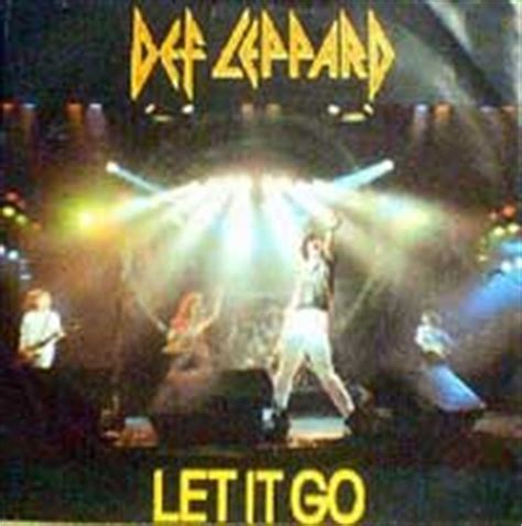 Let It Go (Def Leppard song) - Wikipedia