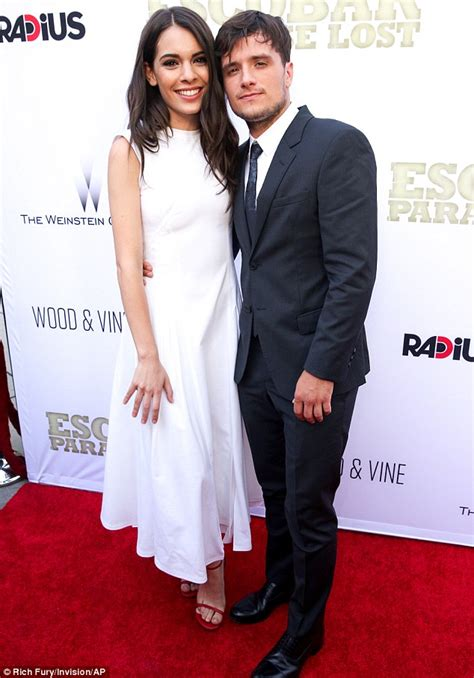 Josh Hutcherson finally confirms he is dating movie co