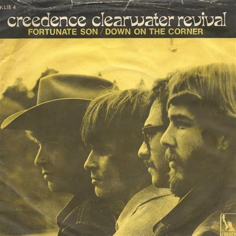 45cat - Creedence Clearwater Revival - Fortunate Son