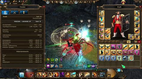 Drakensang Online - Dragan Event - How to tank Spider