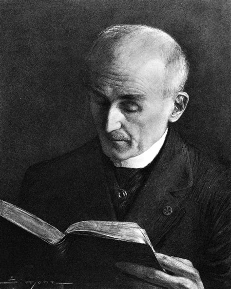 Henri Bergson (1859-1941) Nfrench Philosopher Drawing By J