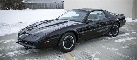 """I Made My Own """"Knight Rider"""" Trans Am Replica—Complete"""