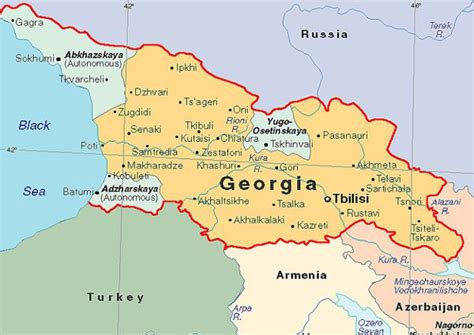 Georgia & Other East Europe Nations: Are They Key to EU