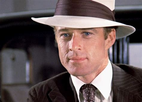 forget me not [smile]: the handsome robert redford as gatsby