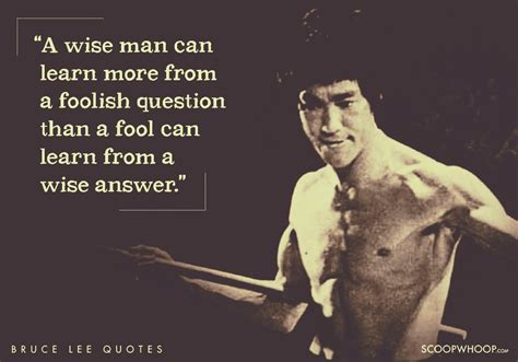 15 Quotes By Bruce Lee That Prove He Could Kick Ass Both