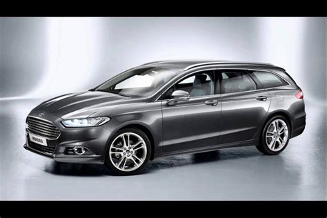 2015 ford mondeo sw - YouTube