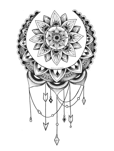 45+ Unique Mandala Tattoos Designs And Ideas Collection