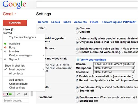 Tip: Manually Turn on Hangouts in Gmail With This Trick