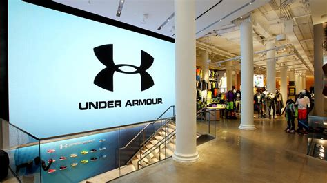 Under Armour plans Brand House stores for World Trade