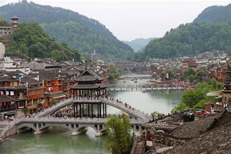 4 things about Fenghuang Ancient Town – Discover China