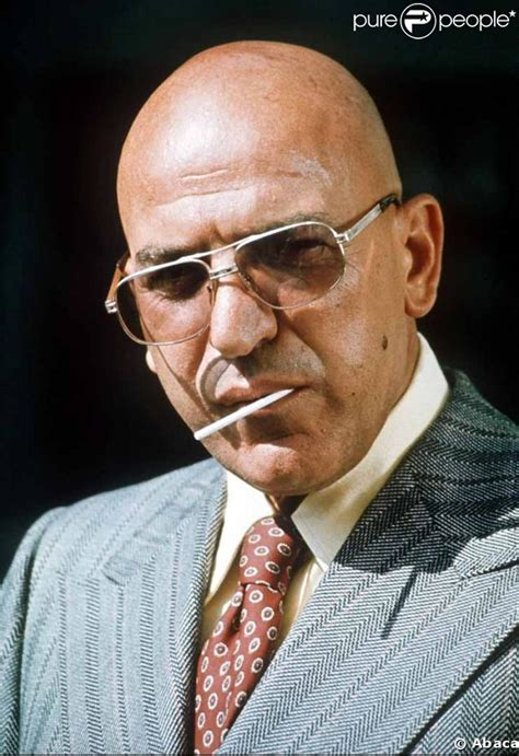 Telly Savalas Biography, Telly Savalas's Famous Quotes