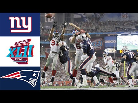 Patriots Super Bowl history: The Giants spoil the perfect
