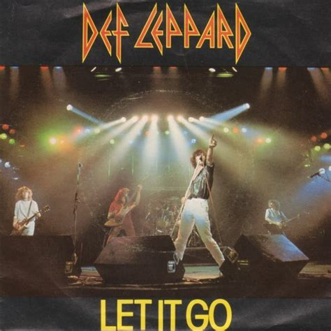 LET IT GO | Def Leppard