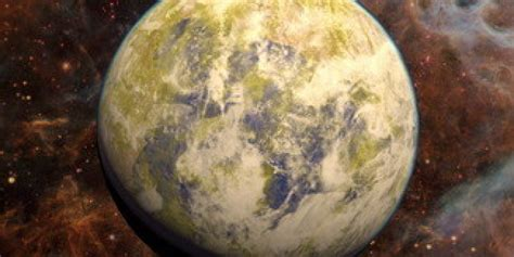 Newfound Alien Planet 'Gliese 832c' May Be Able To Support