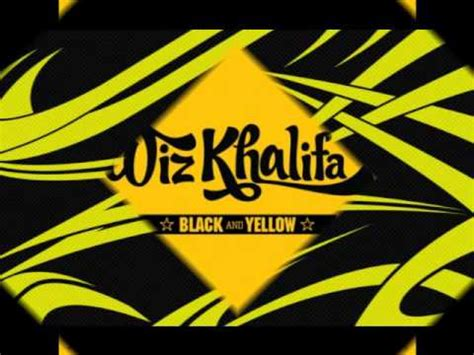 Wiz Khalifa - Black and Yellow Clean (Cleanest Version