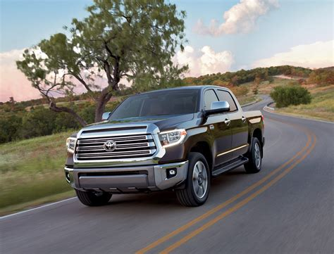 All-New Toyota Tundra Could Arrive in 2019 with Major