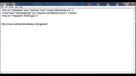 How to add your key URL File and Image links into your
