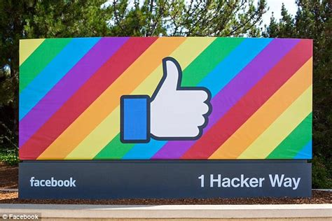 Facebook's Celebrate Pride tool is a psychological test