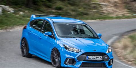 2016 Ford Focus RS Test – Review – Car and Driver